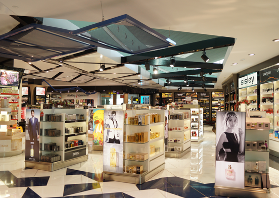 BARCELONA DUTY FREE T1 NORTH