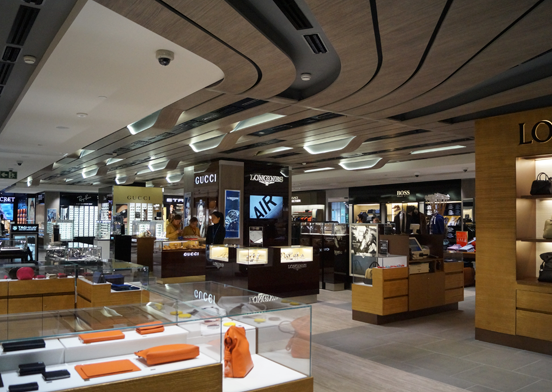 LUXURY MULTIBRAND STORE BCN